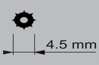 AKP-F-041 Sineklik Fitili 4.5 mm