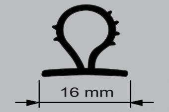 AKP-F-013 Cam Fitili 3 mm Hortumlu