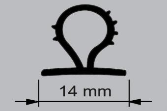 AKP-F-012 Cam Fitili 4 mm Hortumlu