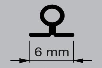 AKP-F-010-Omega Geniş Fitil